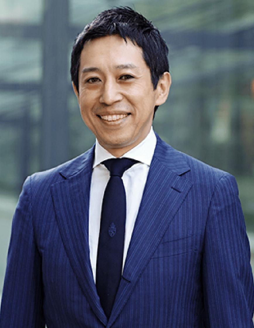代表取締役CEO 越川慎司